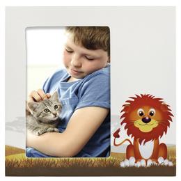 Hama portrétový rámeèek LION LEO, bílý, 10x15 cm