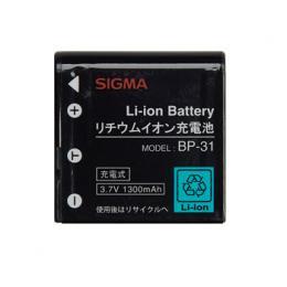 Detail produktu - SIGMA Li-Ion akumulátor BP-31