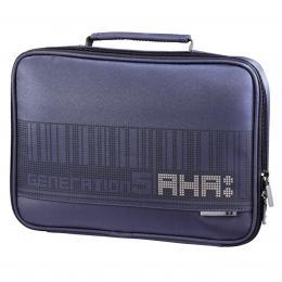 "Hama obal na notebook AHA, 26 cm (10,2""), pixel, ocelovì modrá - zvìtšit obrázek"