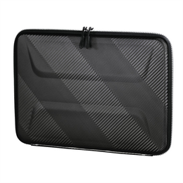 Hama obal na notebook Hardcase èerný, pro velikost 40 cm (15.6