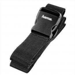 Detail produktu - Hama popruh na zavazadlo, 200x5 cm, černý