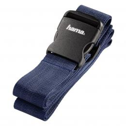 Detail produktu - Hama popruh na zavazadlo, 5x200 cm, tmavě modrý