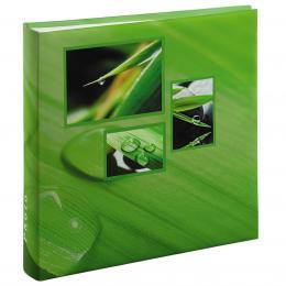 Hama album klasické SINGO 30x30 cm, 100 stran, zelené