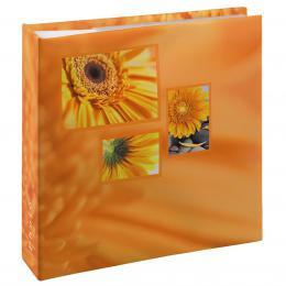 Hama album memo SINGO 10x15/200, oranžové, popisové pole