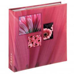 Hama album memo SINGO 10x15/200, rùžové, popisové pole