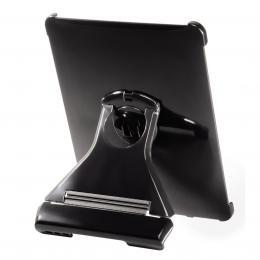 Detail produktu - Hama zadní kryt s funkcí stojanu pro iPad, černý