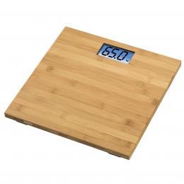 Xavax osobní  digitální váha ROSIE BAMBOO, z bambusu