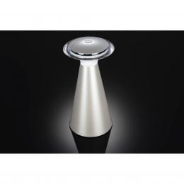 Detail produktu - Hama LED stolní lampa, napájená bateriemi, perleťově bílá