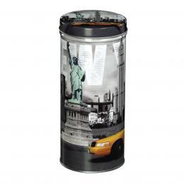Detail produktu - Xavax New York kovová dóza, 6 v balení (cena uvedená za 1 ks)