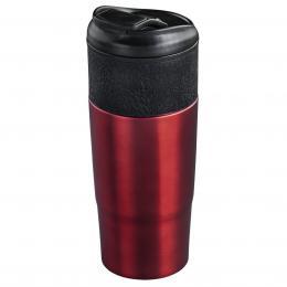 Detail produktu - Xavax Everyday, tepelněizolační hrnek, 400 ml, červený