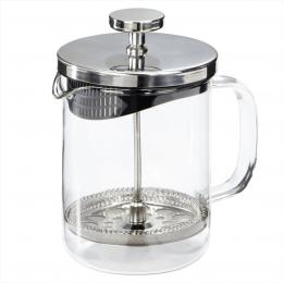 Xavax konvice na pøípravu kávy/èaje (French press), 0,6 l
