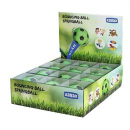 Xavax Futball, skákající míèek, zelený (cena uvedena za 1 ks)