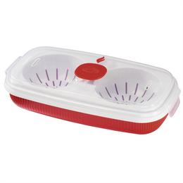 Xavax nádoba na pøípravu volských ok/ omelet v mikrovlnné troubì