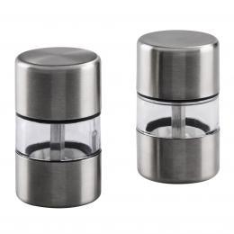 Xavax Mini mlýnek na sùl a koøení, 2 ks, nerezová ocel
