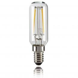 Xavax LED filament žárovka pro chladicí zaøízení, E14, 2 W, T25, teplá bílá