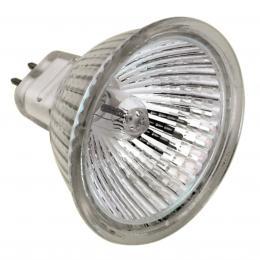 Xavax halogenová reflektorová žárovka, 12 V, 40 W (=49 W), GU5,3, MR16, teplá bílá