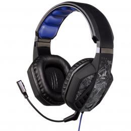 uRage USB gamingový headset SoundZ, èerný