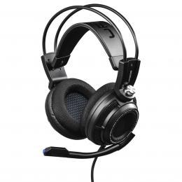 uRage gamingový headset SoundZ 7.1, èerný