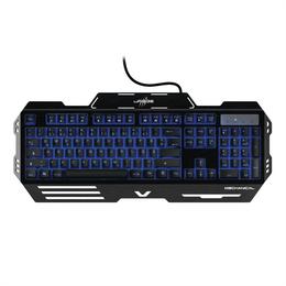 uRage mechanická gamingová klávesnice Mechanical, RGB podsvícení