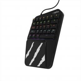 uRage mobilní gamingová klávesnice Ergo 1H