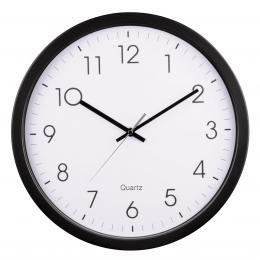 Hama nástìnné hodiny Quartz PG-350, èerné