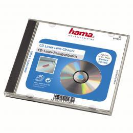 Detail produktu - Hama čištění laserového snímače CD přehrávače, suchý proces