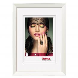 Detail produktu - Hama rámeček plastový SANTA CRUZ, bílá, 10x15 cm