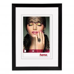 Detail produktu - Hama rámeček plastový SANTA CRUZ, černá, 10x15 cm