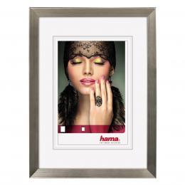 Detail produktu - Hama rámeček plastový SANTA CRUZ, ocelová, 10x15 cm
