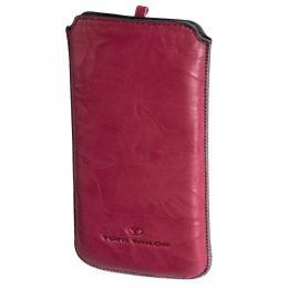 TOM TAILOR Crumpled Colors, pouzdro na mobil, velikost XL, rùžové