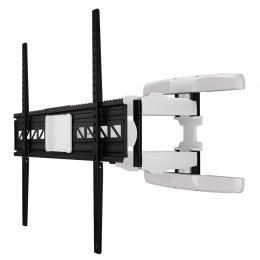 Hama nástìnný držák TV XL, pohyblivý, 800x600, 5 , èerná/bílá