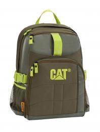 Detail produktu - CAT batoh Millennial BRENT, zelený/limetka