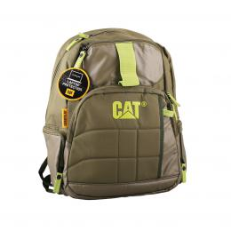 Detail produktu - CAT batoh Millennial BRANDON, zelený/limetka