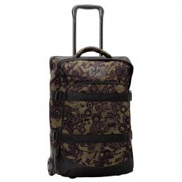 Detail produktu - CAT Douglas Millennial Trolley, cestovní taška, screw AOP černo/žlutá