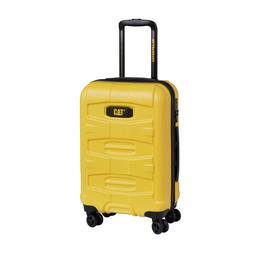 CAT trolley 59,5 l, polykarbonát žlutý