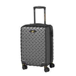 CAT kufr Industrial Plate, kabinové zavazadlo, 35 l, kovová šedá - zvìtšit obrázek