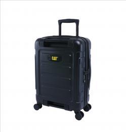 CAT kufr STEALTH, 65 l, polykarbonát, èerný - zvìtšit obrázek