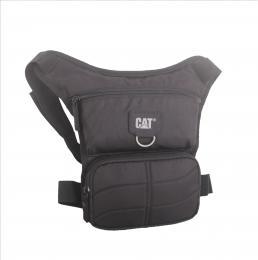 CAT MILLENIAL CLASSIC STEVE taška s pøipevnìním na nohu, èerná