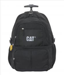 CAT MOCHILAS FRESCO batoh na koleèkách, èerný