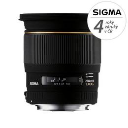 SIGMA 20/1.8 EX DG ASPHERICAL RF Sigma - poslední kus