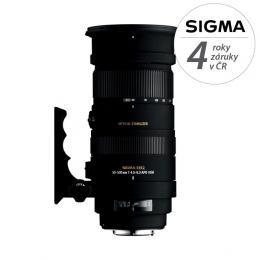 SIGMA 50-500/4.5-6.3 APO DG OS HSM Nikon