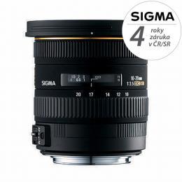 Detail produktu - SIGMA 10-20/3.5 EX DC HSM Nikon
