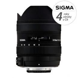 Detail produktu - SIGMA 8-16/4.5-5.6 DC HSM Nikon