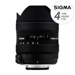 Detail produktu - SIGMA 8-16/4.5-5.6 DC HSM Pentax