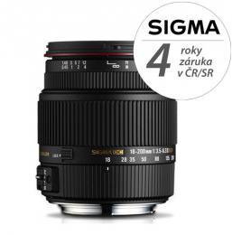 Detail produktu - SIGMA 18-200/3.5-6.3 ll DC OS HSM F/SIGMA