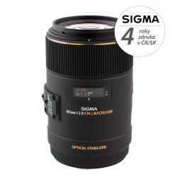 Detail produktu - SIGMA 105/2.8 MACRO EX DG OS HSM Nikon