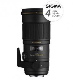 SIGMA 180/2.8 APO MACRO EX DG OS HSM Nikon - doprodej