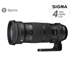 SIGMA 120-300/2.8 DG OS HSM Sports Nikon