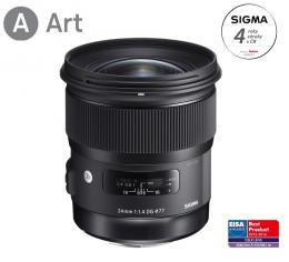 Detail produktu - SIGMA 24/1.4 DG HSM ART Nikon