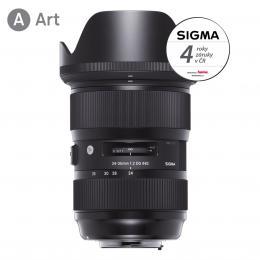 Detail produktu - SIGMA 24-35/2 DG HSM ART Nikon